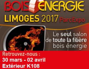 Bois Energie Limoges 2017